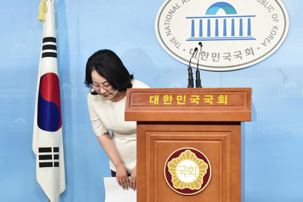 김현아, 일파만파로 커진 '한센병 발언' 관련 대국민 사과