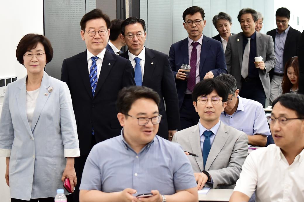 제8회 소득주도성장특별위원회 연속토론회