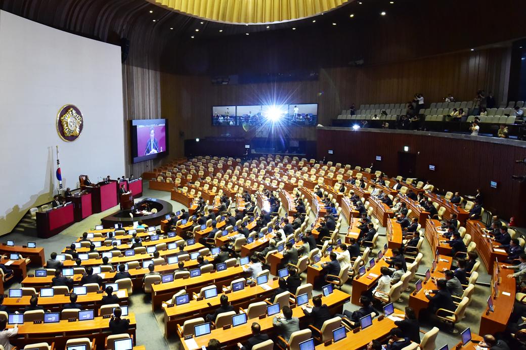 끝내 못이룬 국회 정상화, 한국당 합의 불발
