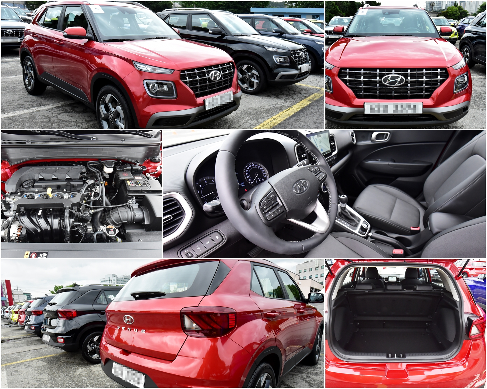 현대차, 밀레니얼 혼라이프 SUV '베뉴' 공식 출시!