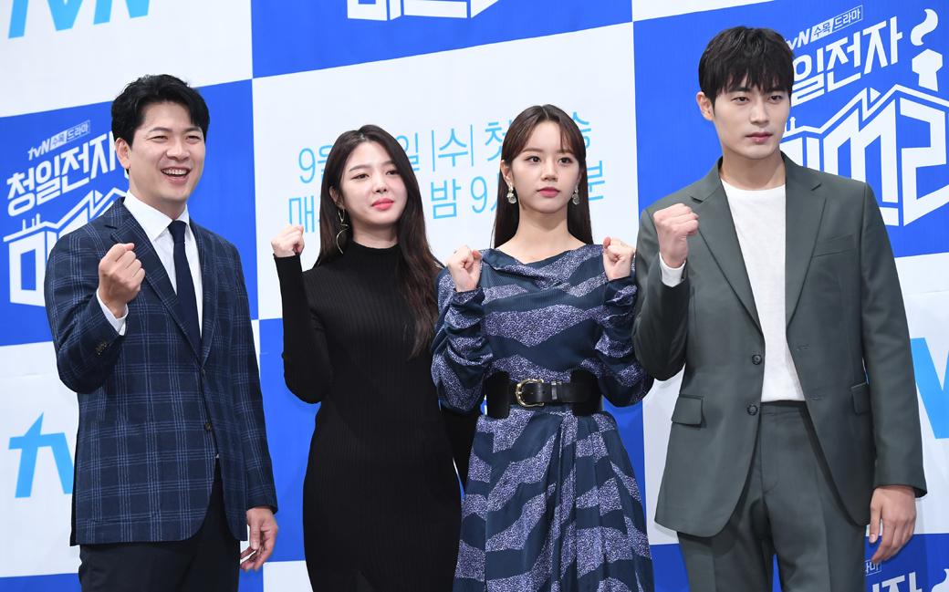 '청일전자 미쓰리', 김상경·혜리 인생작 될까?