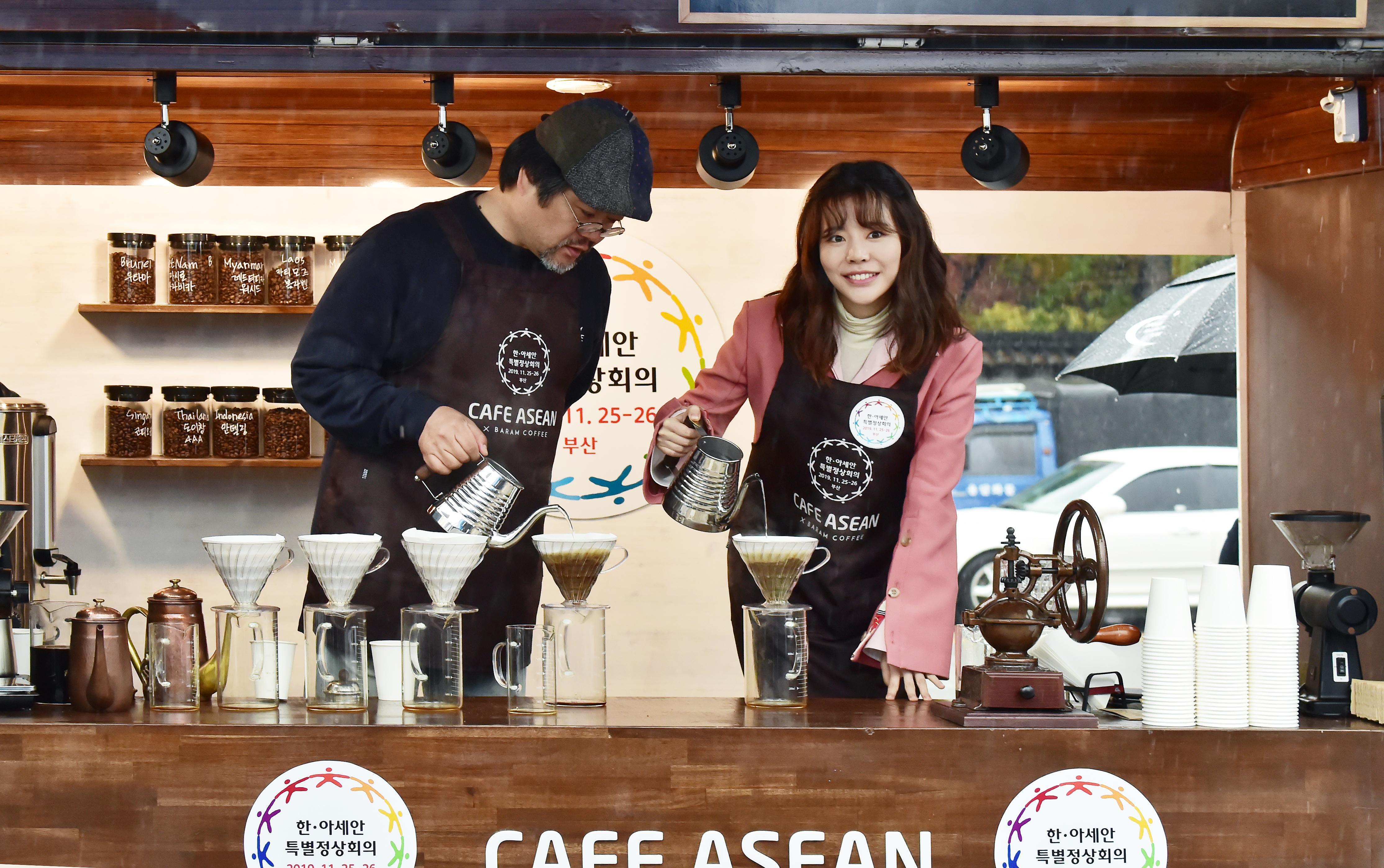 소녀시대 써니, 비오는 금요일, 향긋한 커피와 함께..