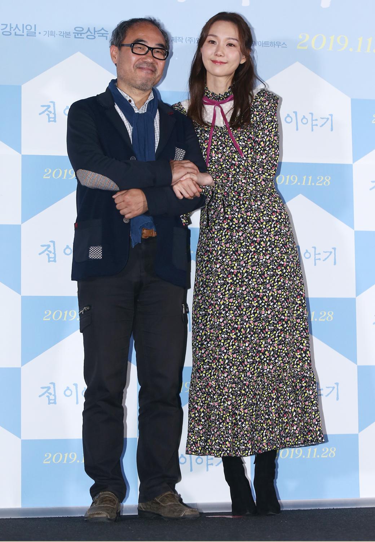 올겨울 '강신일-이유영' 보여줄 가슴뭉클 부녀 케미 '집 이야기'