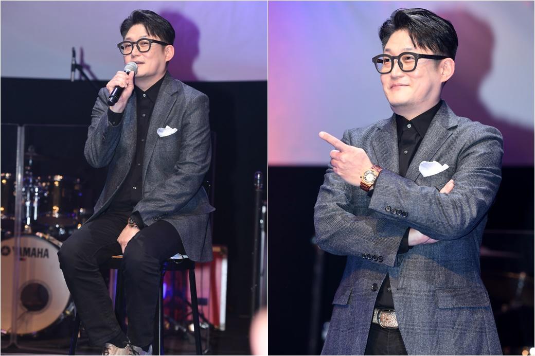 김현철 '정규 10집으로 돌아온 시티팝 장인'