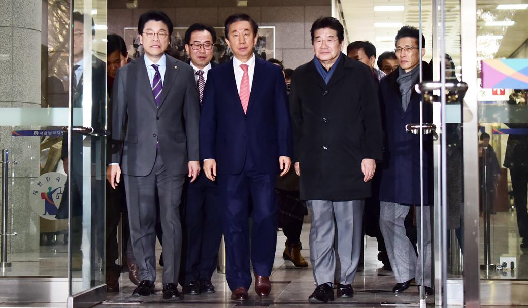 KT 자녀 특혜 채용 김성태 의원, 1심 재판무 '무죄' 선고