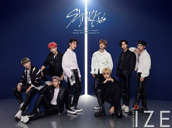 Stray Kids Tops Oricon Daily Chart # 1 - ize