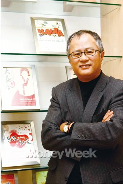 '문화 CEO' 송승환 성공비결