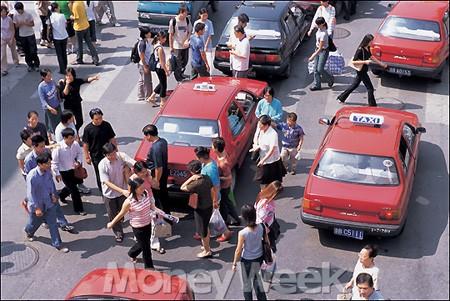 黑車 黑市 黑心…중국엔 黑人도 많더라