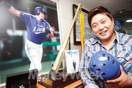 '양신' 양준혁의 팔색조 야구사랑