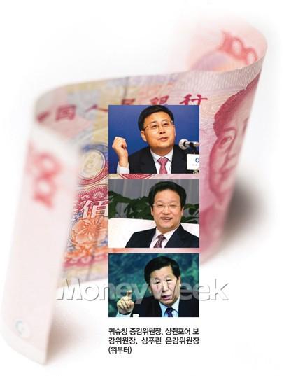 중국 금융감독 대변화 오나?