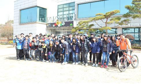 ▲ 청소년 자전거 봉사단 발족(고양시 제공)