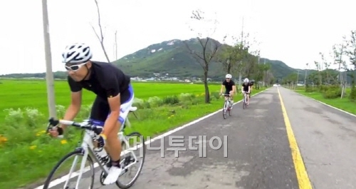 [동영상]비도 오는데 자전거 동영상이나 볼까