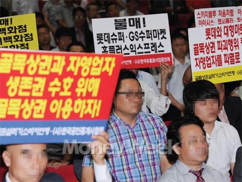 '골목 잠식' 앞장선 죄?…롯데, 주도기업 낙인에 시름
