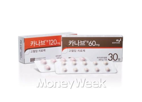 보령제약, 고혈압 신약 '카나브' 브라질 수출