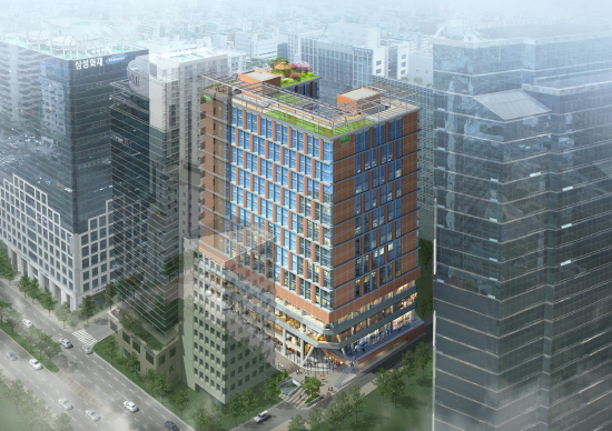 대우건설, '강남역 센트럴 푸르지오시티' 분양