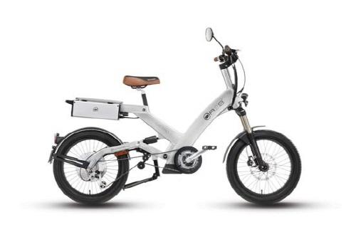 ↑레오나르도 디카프리오가 즐겨 탄 전기자전거 'A2B메트로'