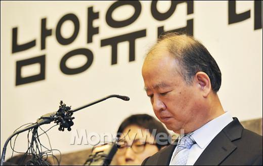 김웅 남양유업 대표이사