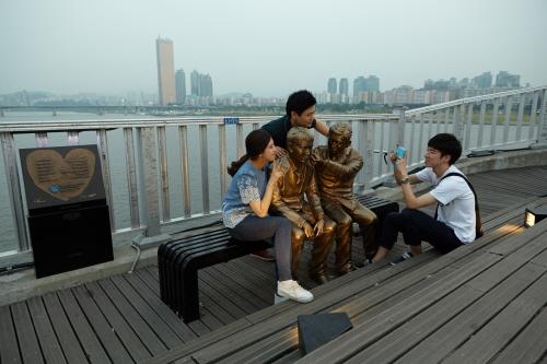 삼성생명 '생명의 다리', 시민 아이디어로 재탄생