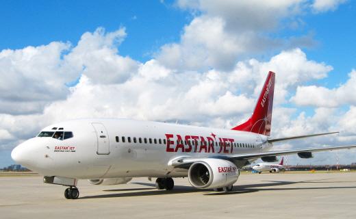 이스타항공이 올해 상반기 매출 1169억, 영업이익 4억2000만원을 달성하며 흑자 전환에 돌입했다.