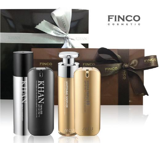 핀코코스메틱, 스타일리쉬 디자인으로 착한 화장품 전략 잇다