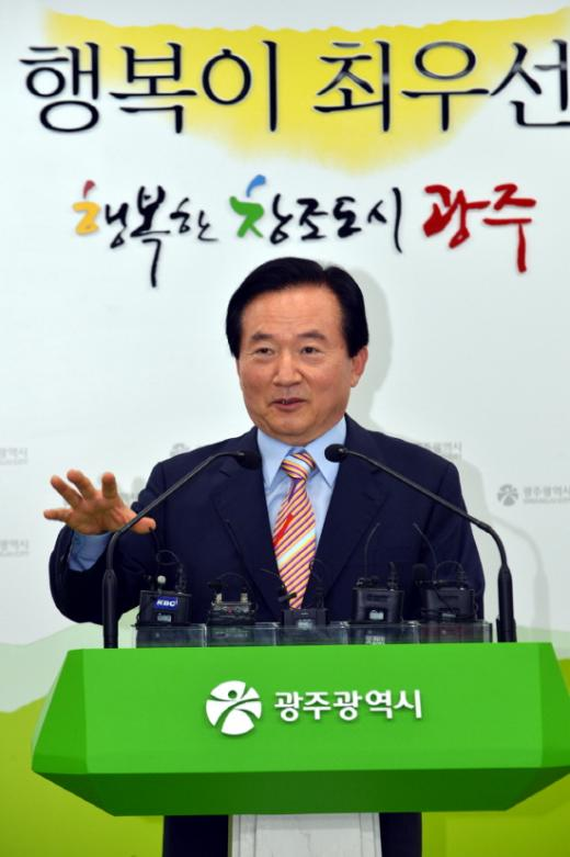 민선5기 3년 광주시, 일자리 8만7000개 창출