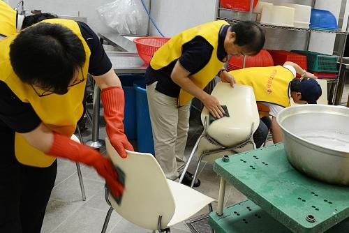 유진투자증권, 임·직원 봉사활동 참여 등 사회공헌 활동 강화