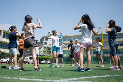 현대해상, 신개념 사회공헌 '소녀 달리다' 시행