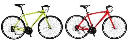 하이브리드 자전거 '크레센도'/사진=에이모션 제공