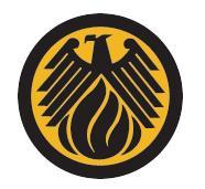 불사조를 모티브로한 국군체육부대의 로고(캡쳐=국군체육부대 홈페이지)