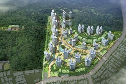 현대산업 컨소시엄, 성남신흥주공 재건축 수주