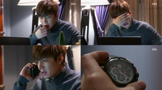 [★ITEM]상속자들 '김탄' 애타는 마음담은 '슈퍼카' 닮은 시계
