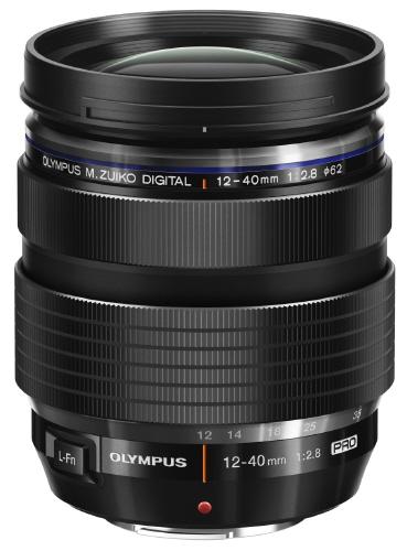 올림푸스, 초고성능 렌즈 '12-40mm F2.8 PRO' 출시
