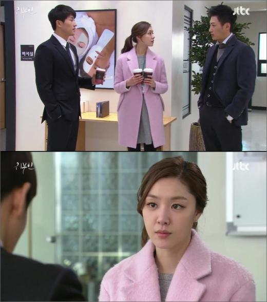 ▲사진 출처= JTBC 일일 드라마 '귀부인'