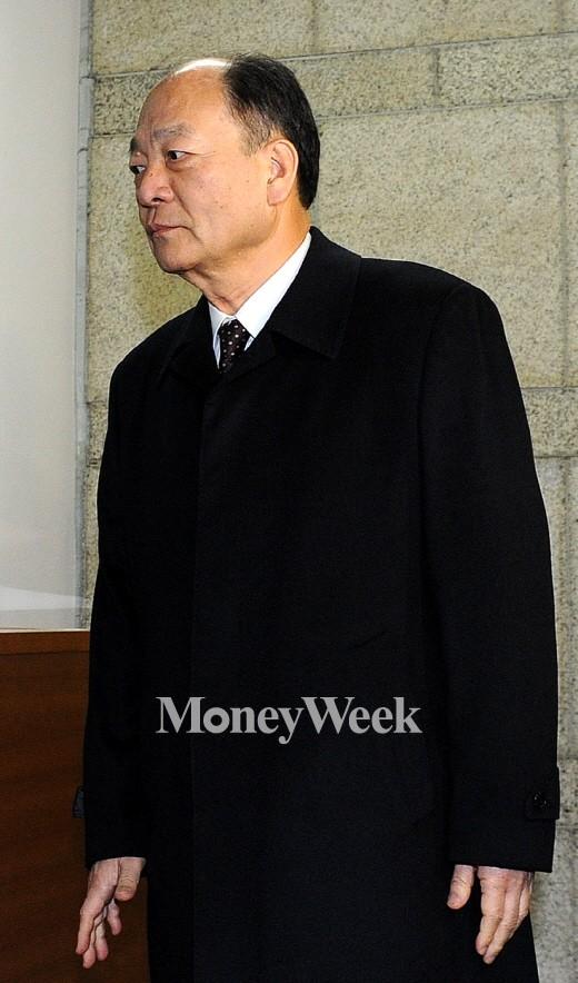 ▲권혁 시도상선 회장(사진=서울 뉴스1 박지혜 기자)