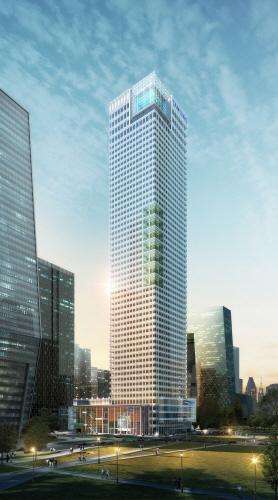 삼성생명, 中 북경에 랜드마크빌딩 세운다