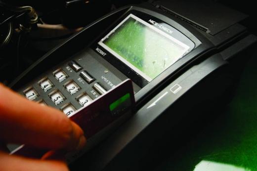[머니위크]신용카드 단말기