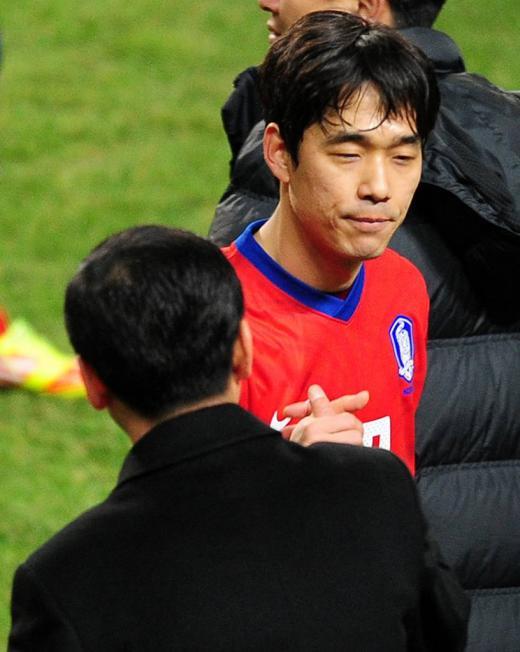 박주영 살아있네~…한국, 그리스에 2대0 승리