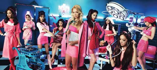 헤어커투어, 일본 시장 진출..모델 소녀시대 통한  한류 마케팅 활용