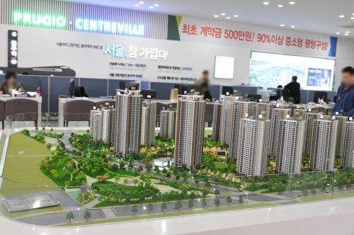 훈풍 도는 김포 풍무지구 '김포풍무 푸르지오 센트레빌'
