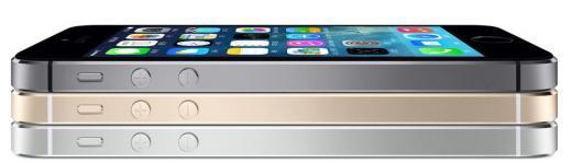 아이폰 5S/사진=애플코리아 홈페이지 캡처