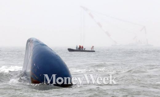 [여객선 침몰]'소조기' 마지막 날… 생존자 수색 '박차'