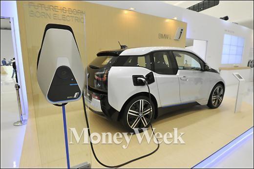 [MW사진]BMW 첫 프리미엄 전기차 'i3'