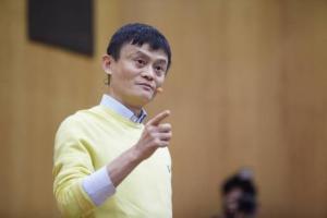 지난해 12월 서울대에서 강연 중인 알리바바 창업자 마윈 회장. /자료사진=머니투데이DB