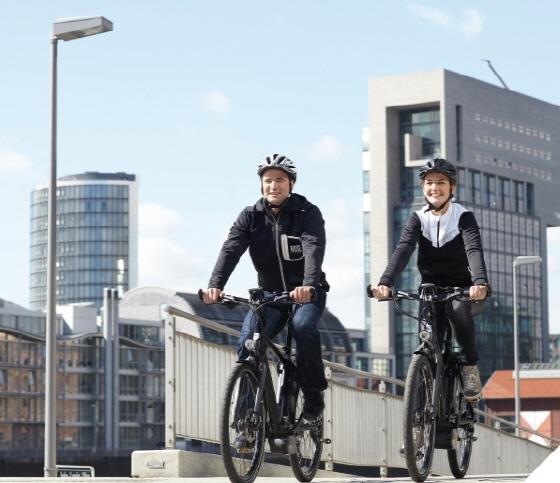 로제 베어잔트의 연구조사에 따르면 독일 국민 셋 중 한 명은 건강, 친환경, 비용 등을 이유로 교통수단으로서 자동차보다 자전거를 선호한다./사진=로제 베어잔트