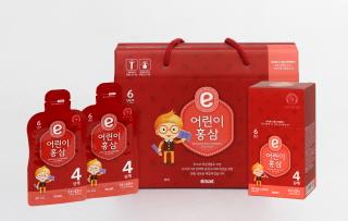 이마트 자체 상품인 '어린이 홍삼' /사진제공=이마트