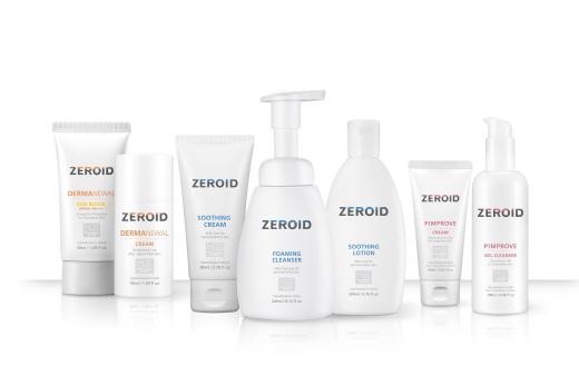 '순하게, 강하게'…메디컬 스킨케어 브랜드 '제로이드(ZEROID)' 리뉴얼