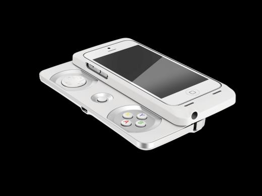 아이폰 전용 모바일 게이밍 컨트롤러 '레이저 정글캣' 출시