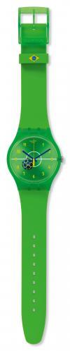 6월, 손목에도축구...스와치, '싸커 패션 컬렉션' 출시