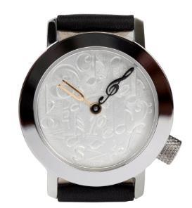 '사랑만 할래' 남보라, 깔끔한 캐주얼 룩 '음표' 손목시계로 마침표