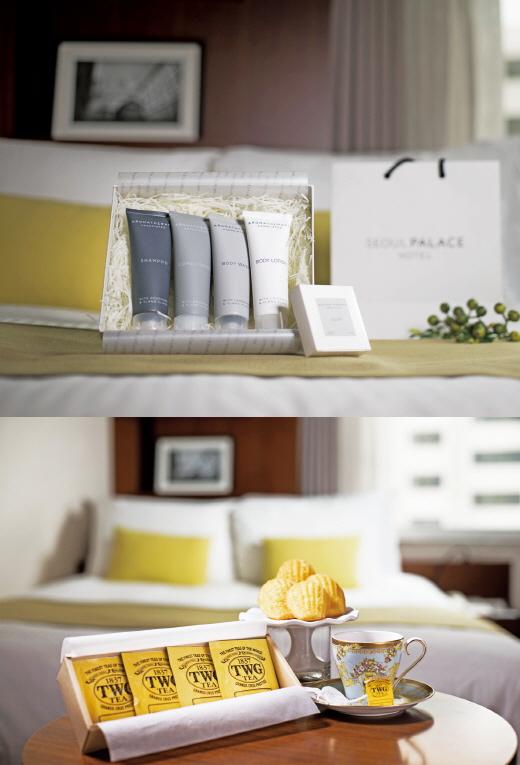 서울팔래스호텔, 여름 향기 & 스위트 마들렌 패키지 출시